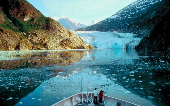 Alaska cruise season runs May through September.