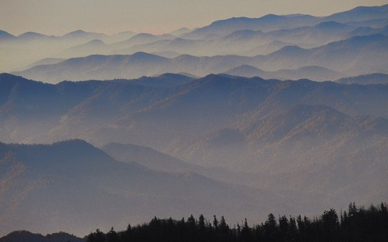 The Great Smoky Mountains and other Appalachian ranges are among the oldest in the world.