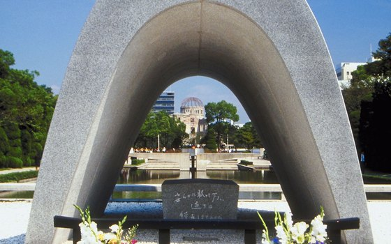 Hiroshima is a UNESCO-designated World Heritage Site.