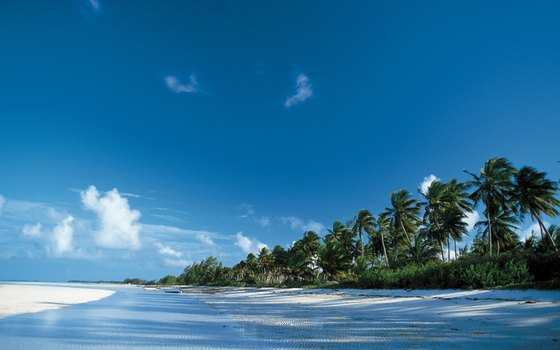 Andros is home to deserted beaches and lush forests.