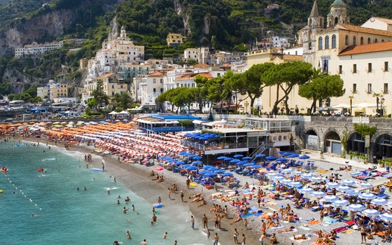 Capture the vivid colors of the Amalfi Coast with a photography tour.