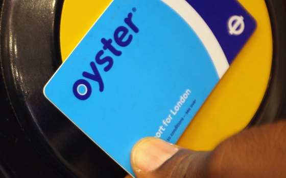 An Oyster card guarantees the lowest fare.