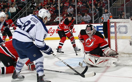 The Toronto Maple Leafs are just one of Toronto's three major league sports teams.