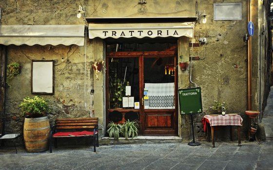 Tuscany is famed for its regional cuisine.