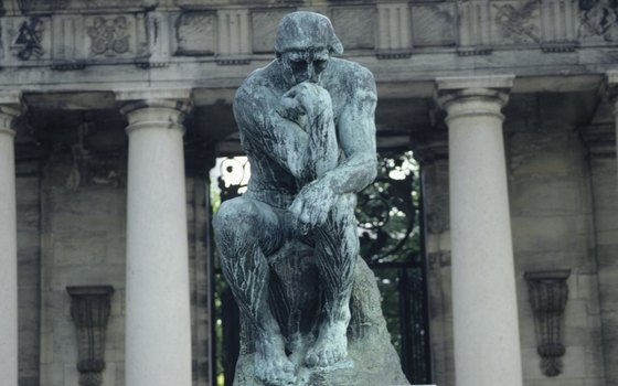 The Rodin Museum is associated with the Philadelphia Museum of Art.