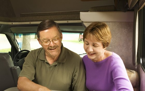 Volunteers with RVs have plenty of time to map out recreational activities for days off.