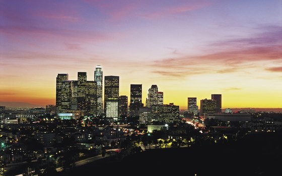 From the Big Apple to the City of Angels, a cross country vacation is sure to be a memorable change of pace.