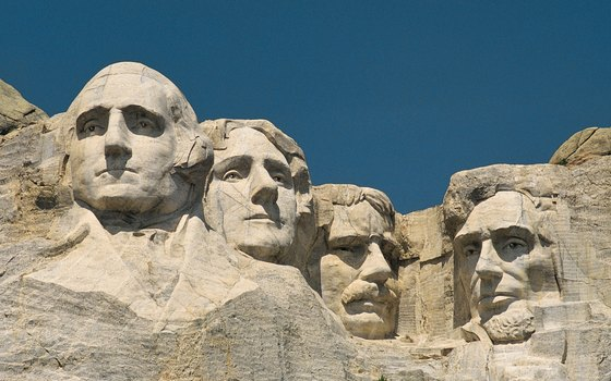 Mount Rushmore is a family-friendly destination point that makes a great stop off on a cross-country road trip.