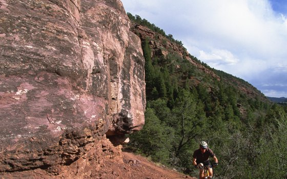 The San Juan National Forest is a popular outdoor recreation site near the Durango depot.