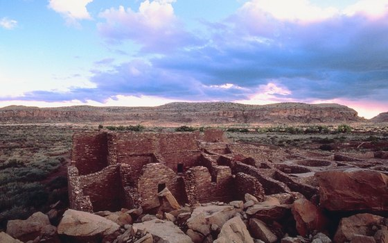 Chaco Culture National Historical Park is a World Heritage site.
