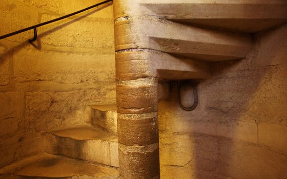 Take the steep stone steps to the Notre-Dame rooftop for a panoramic view.