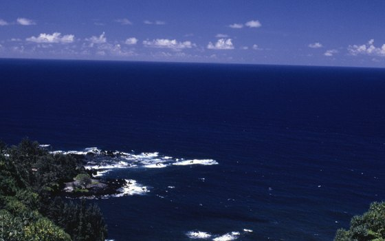 The Pacific Ocean defines much of Hawaii's natural resources.