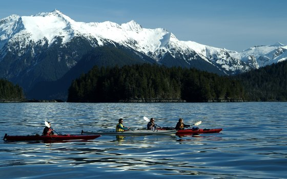 Outdoor activities in Alaska can require special equipment you sometimes can rent.
