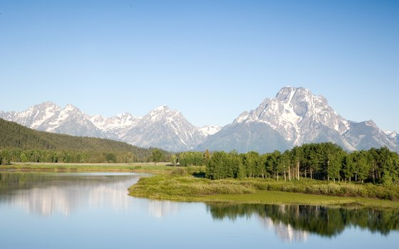 French explorers called the three Teton mountains