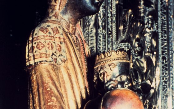 Come to Montserrat to see its most famous artifact, the Black Madonna.