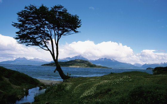 Tierra del Fuego National Park is Earth's southernmost national park.