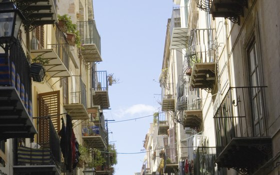 Scenic Palermo, Sicily, features friendly locals, narrow streets and outdoor markets.