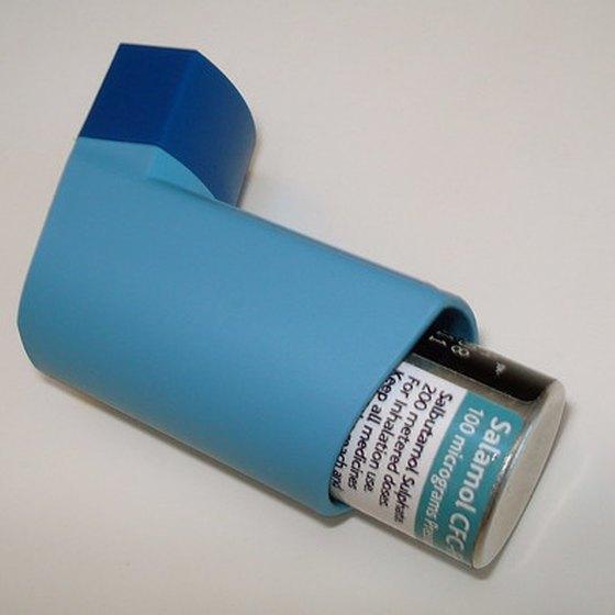 qvar steroid inhaler side effects