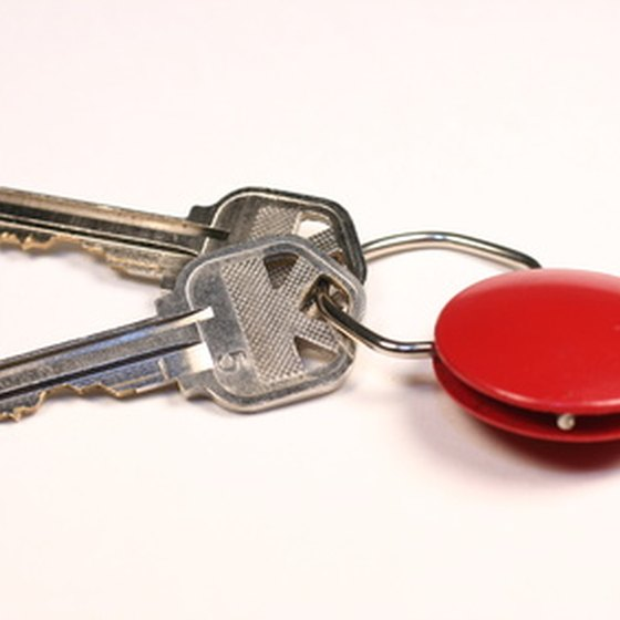 Locked Keys In Rental Car Enterprise