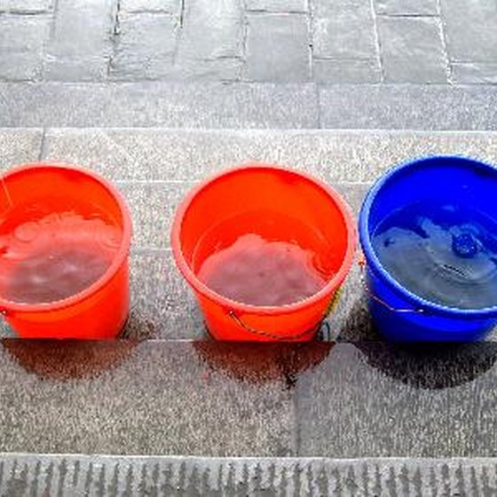 Leaking bucket marketing is a strategy implemented in response to a perceived hole in the customer base.