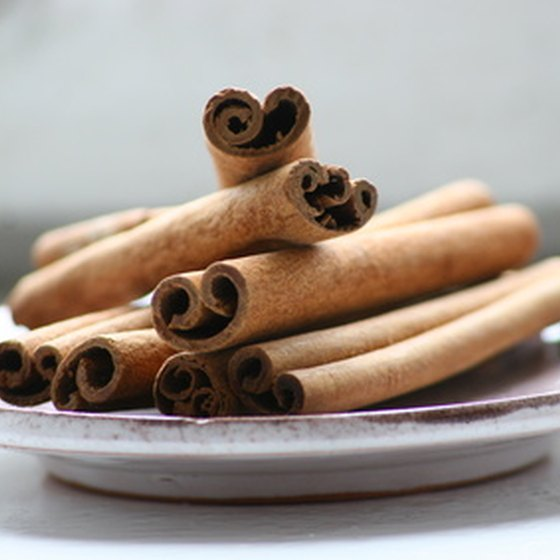 Cinnamon reduces platelet aggregation.