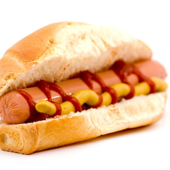 Hot dogs contain nitrates.