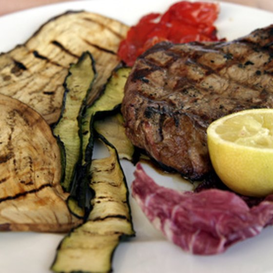 Lean meats are just one form of healthy protein.