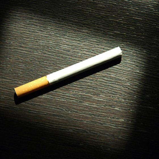 You can save money by rolling your own cigarettes.