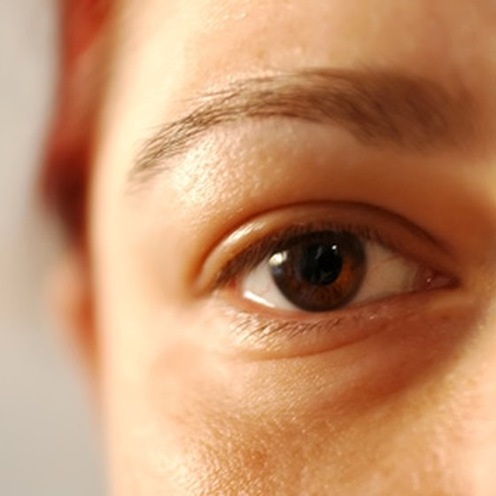 Several antibiotics are used to treat eye infections.