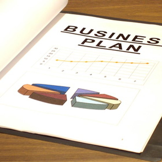 An effective business plan cover page will attract investors.