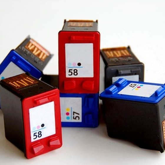 Inkjet cartridges are expensive, giving laser printers a cost advantage.