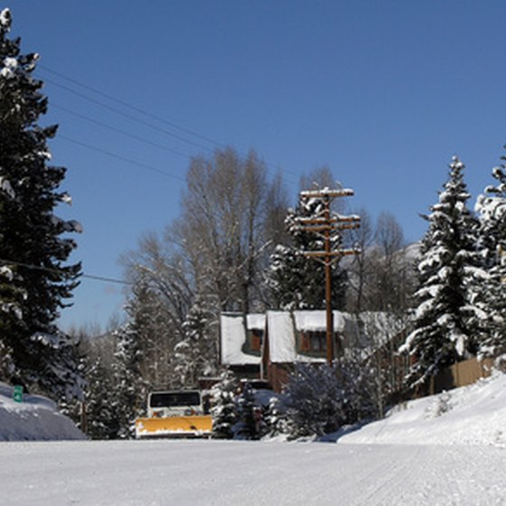 Aspen presents one of the more exciting December vacation destinations.