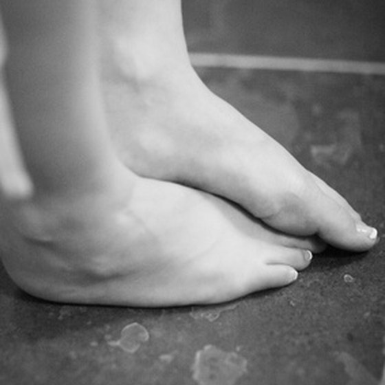 Poor circulation can cause your feet to ache.