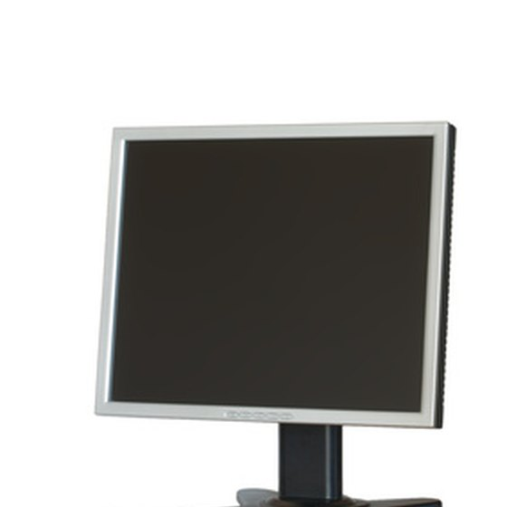 A blank monitor when your computer wont boot