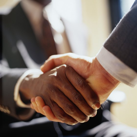 Partnership is the basis of many small businesses.