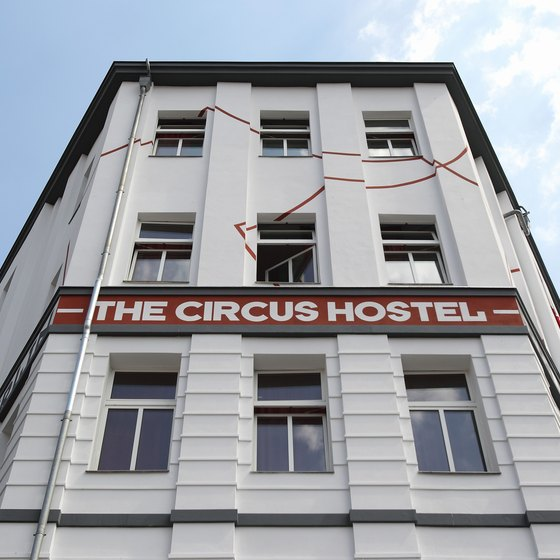 Berlin's Circus Hostel is just one of thousands of hostels around the world.