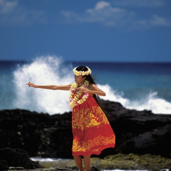 Learn how to hula in Hawaii.