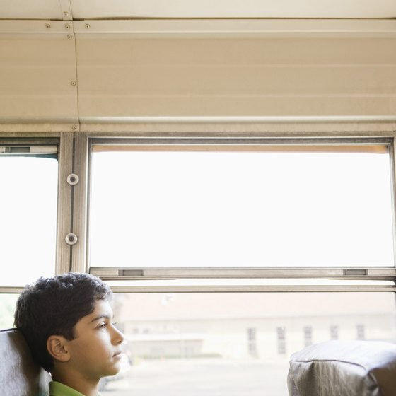 Long bus rides can be boring but with planning you will have plenty to do on your journey.