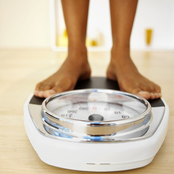 Focus weight loss on health rather than a number.