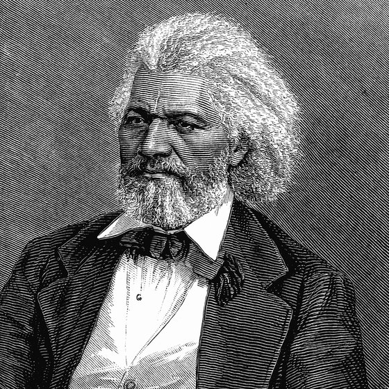 Frederick Douglass is a part of Pendleton's heritage.