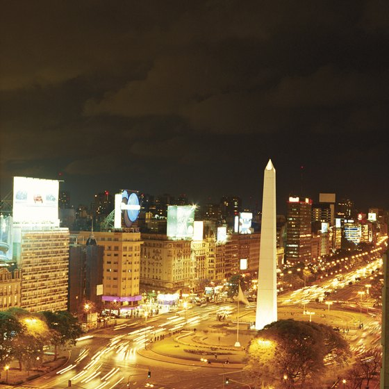 Buenos Aires is the Argentinean capital.