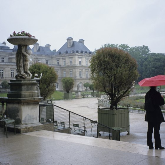 Pick up a fabulous umbrella and enjoy France without breaking your budget.