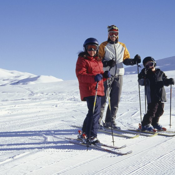 Many resorts offer free passes or discounted lift tickets for kids under 10.