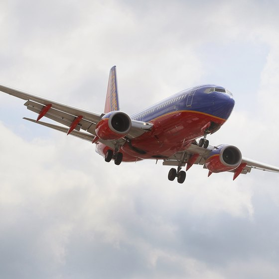 Southwest Airlines is a major player in the domestic air industry.