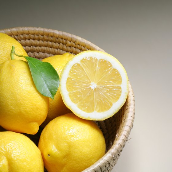 Lemon juice can be added to crushed aspirin to create a salve to remove calluses.