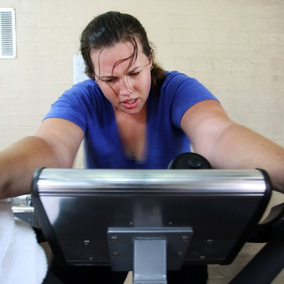 High-intensity exercise can help you break through a weight-loss plateau.