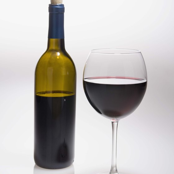The resveratrol in red wine endows it with significant health benefits.