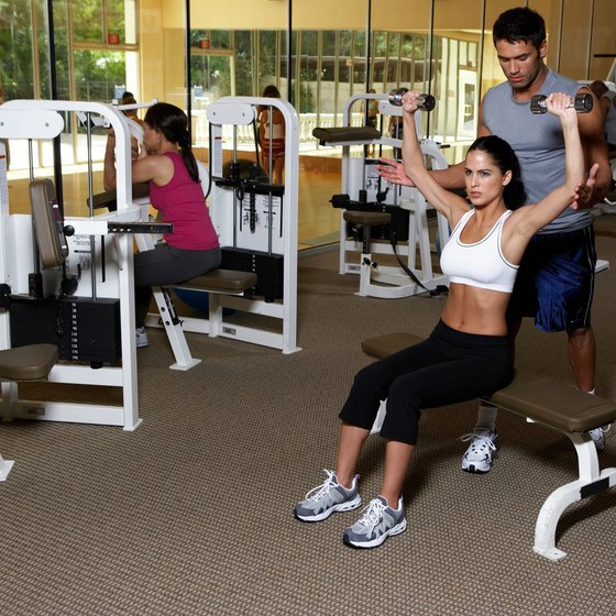 Strength training helps you burn fat even after the workout.