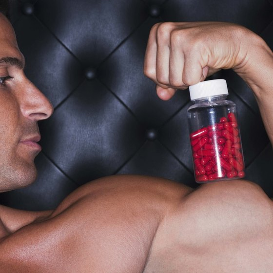 Some supplements can support and boost your muscle development.