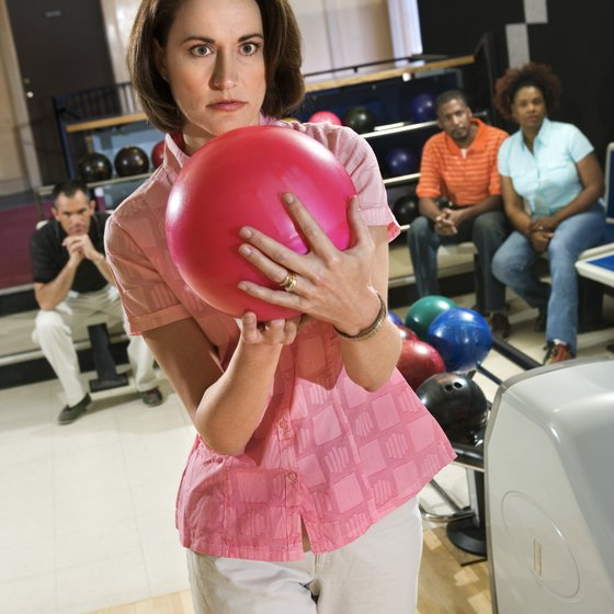 Learning how to correctly grip a bowling ball is essential for your best game.